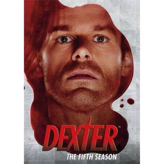 Dexter The Complete Fifth Season 5 DVD 2011 4 Disc Set