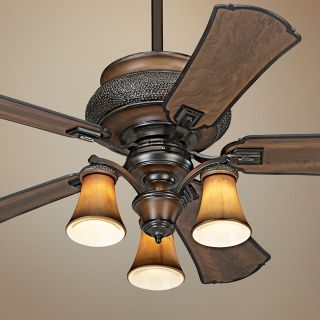 "52"" Minka Aire Dark Craftsman Finish Ceiling Fan   #11747"