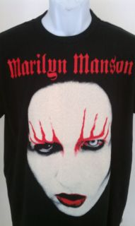 Marilyn Manson T Shirt New SM 2X