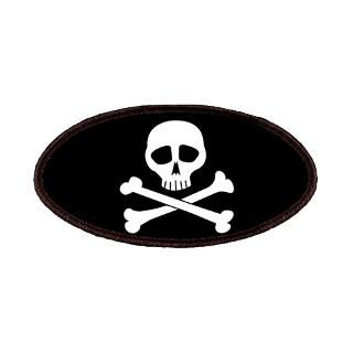 Jolly Rogers Patches  Iron On Jolly Rogers Patches