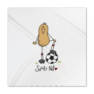 Soccer Nut Tshirts and Gifts  Stick Figure Shop