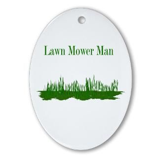 Lawn Mower Christmas Ornaments  Unique Designs