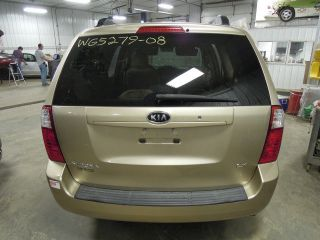 2008 Kia Sedona Seat Belt Front Left LH FRT 4DR Tan LX 393 List for