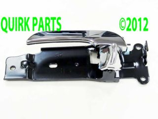 2004 2005 Kia Sedona Front LH Interior Chrome Door Handle Genuine OEM