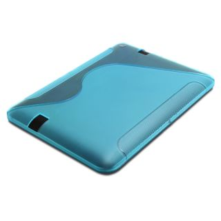 Hybrid TPU Protector Case Cover for  Kindle Fire HD 7 (Blue