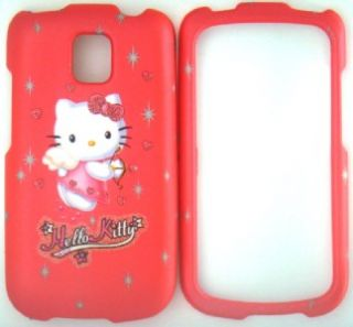For LG Optimus T P509 Hello Kitty Cell Phone Cover Case