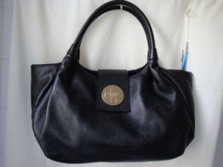 Kate Spade Lily Bexley Tote Leather Black WKRU1329