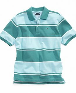 Tommy Hilfiger Kids Shirt, Boys Carlos Stripe Polo