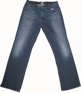 Lucky Brand Dungarees Mens Straight Leg Classic Fit Zip Fly Jeans