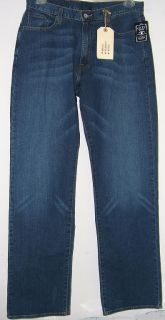 Lucky Brand Dungarees Classic Fit Jeans OL Mild West