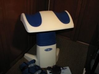 *** Back 2 Life Therapeutic Motion Back Massager Pain Relief Machine