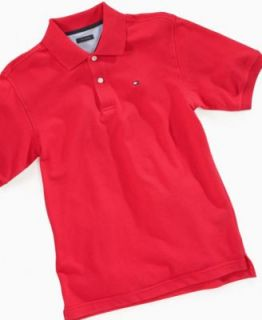 Tommy Hilfiger Kids Shirt, Boys Ivy Polo   Kids Boys 8 20