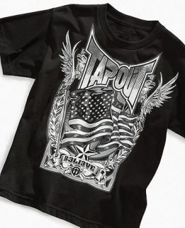Tapout Kids Shirt, Boys Skull Beater Tee   Kids Boys 8 20