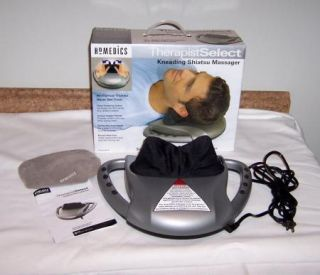 Homedics Therapist Select Kneading Shiatsu Massager SM100