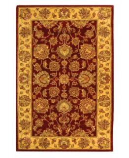 MANUFACTURERS CLOSEOUT Safavieh Rugs, Heritage HG812B Blue/Brown