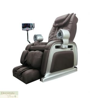 Massage Chair Osaki OS 2000 Recliner Heated Back Foot Therapy Shiatsu