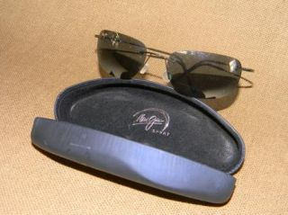 Maui Jim MJ Sport Titanium Hingeless Sunglasses MJ502 02 in The
