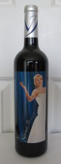 2010 NORMA JEANE MERLOT 13TH VINTAGE WINE SEALED BOTTLE MARILYN MERLOT