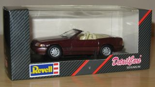 43 Mercedes Benz 320 SL Detail Cars Corgi Revell 320SL Diecast Model