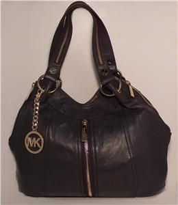 MK HOBO HANDBAG PURSE MICHAEL KORS MOXLEY SATCHEL SHOULDER BAG NWOT $