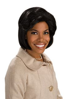 Michelle Obama Wig for First Lady Halloween Costume