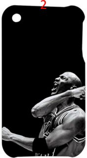 Michael Jordan NBA Chicago Bulls iPhone 3G 3GS Case Casing