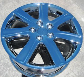 Your Stock 4 Factory 17 Lexus ES350 Chrome Wheels Rims 2007 12
