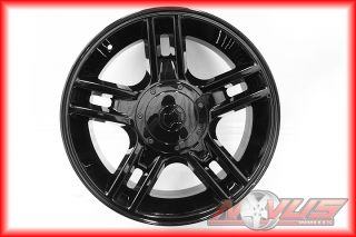 20 FORD F150 EXPEDITION HARLEY DAVIDSON BLACK WHEELS RIMS 18 22 5 LUG