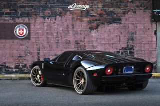 HRE P44SC Conical 19 19 Wheels Ford GT Shelby Mustang