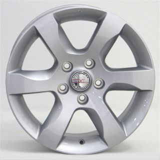16 Rims Nissan Altima 62479 Wheel Silver 16x7