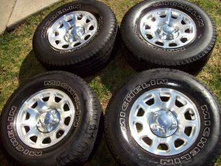 16 Ford Lincoln Navigator Expedition Ford F150 Factory Wheels Tires 5
