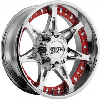 18 MOTOMETAL 961 WHEELS RIMS & NITTO TERRA GRAPPLER 8 LUG CHEVY DODGE