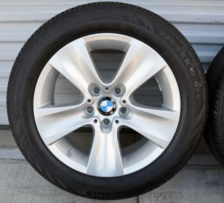 17 BMW 5 Series F10 Brand New Wheels Tires TPMS