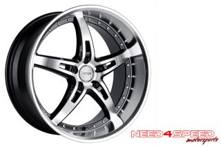 20 Infiniti G35 Sedan MRR GT 5 Staggered Rims Wheels