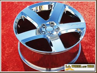Dodge Magnum SRT8 20 Chrome Wheels Rims Exchange