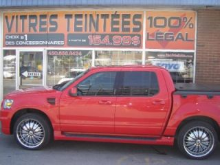 GWG G25 22 Chrome Rims Wheels Toyota Tacoma Tundra Sequoia