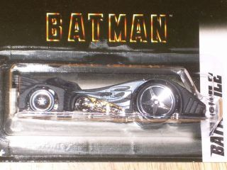 Mattel Hot Wheels 1 64 Scale DC Comics Batman Movie Batmobile 08 08