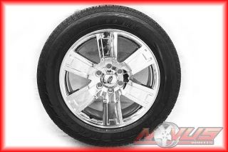20 Ford F150 Expedition Chrome Wheels Tires 22 18