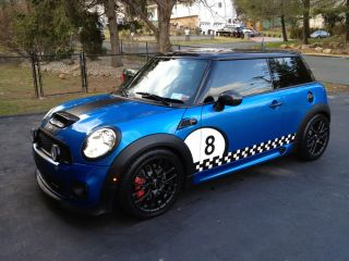 17 JCW Wheels Rims Fit Mini Cooper s John Cooper Works Challenge 2008