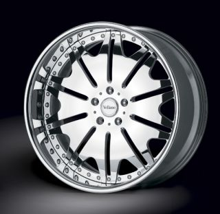 Vellano VSD 24 Chrome Wheels Rims Nitto 285 Tires Mercedes AMG G500