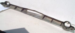 57 1957 Chevy Bel Air Grill Bar Original PT No 3729340