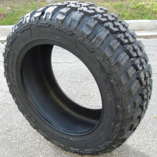 33 Federal Couragia MT Mud Terrain Tires 33x12 50x20 Chevy Ford