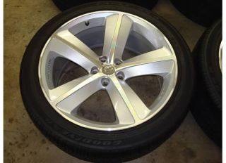 20 Dodge Charger Challenger SRT Wheel Rim Tire