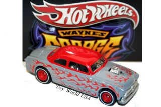 Hot Wheels Waynes Garage Shoe Box 30 Car Set