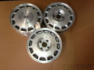 94 97 Honda Accord Wheels Rims Stock Factory EX 15 X3