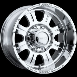 16 Polished American Eagle Wheels 5x135 F150 Expedition Navigator