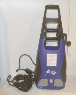 AR Blue Clean AR383 Electric Pressure Washer 1900 PSI