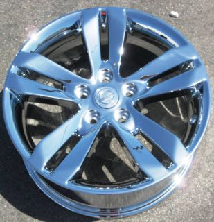 New 17 Factory Nissan Altima Chrome Wheels Rims G35 Sentra Set