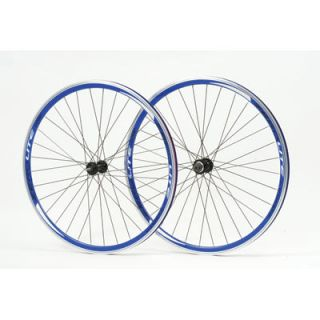 Vuelta Zero Lite Fixed Gear Track 700c Bike Rim Set Blue Road Bike