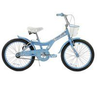 20 Girls Huffy Bike Daisy Diva Sky Blue White